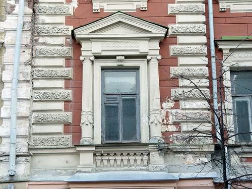 Фото 5 Балясины как украшение фасадов