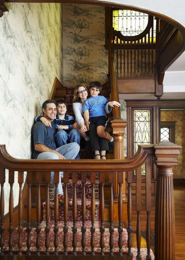 Фото 14 Любимая лестница